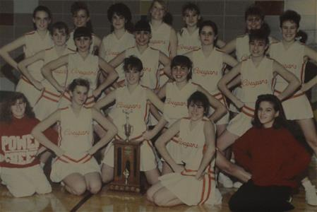 Cheerleading '89