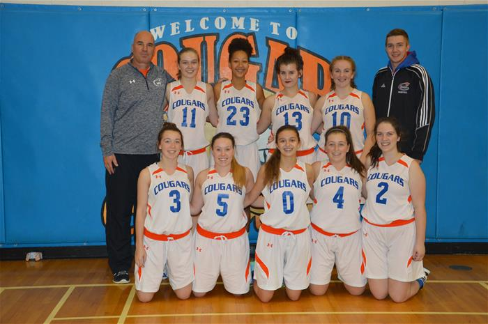 2016 17 Sr Girls BB