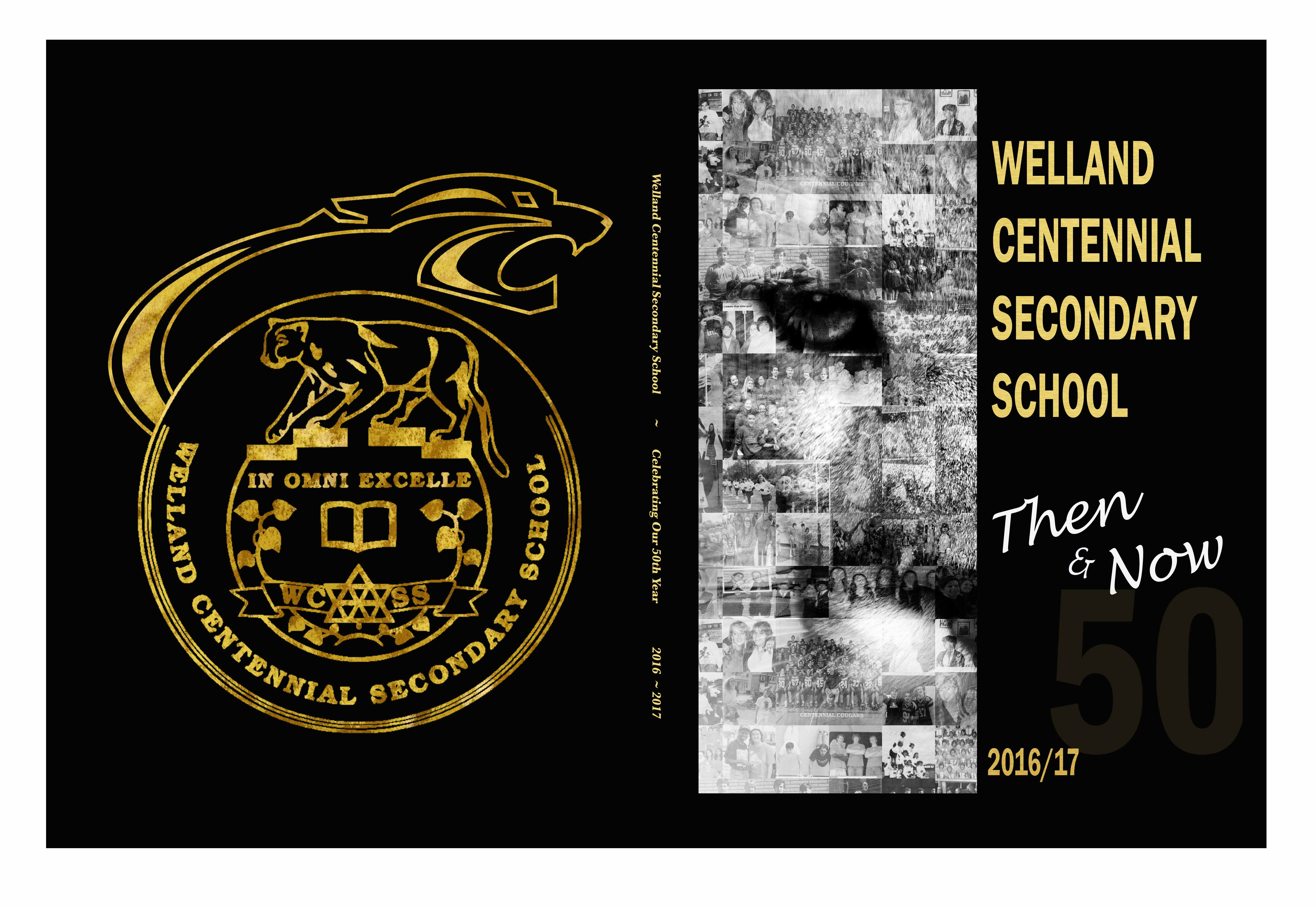 yearbook cover 2016 17